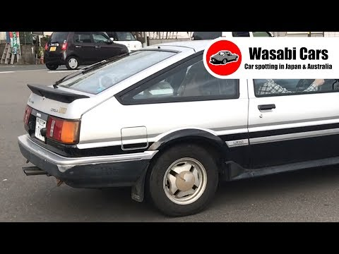 One Owner Survivor: 1985 Toyota Corolla Levin Apex (AE86)