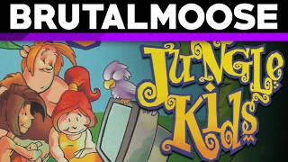 Jungle Kids – PC Game Review – brutalmoose