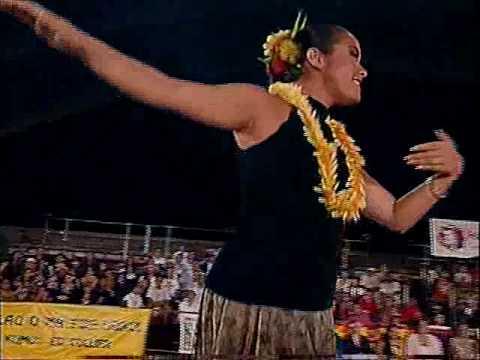 Merrie Monarch 2003 - Halau Na Mamo O Pu'uanahulu - MAH 'Auana
