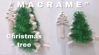 #DIY · #마크라메?크리스마스 트리/macrame …