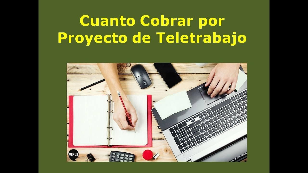 Cuanto cobrar por proyecto de teletrabajo youtube - Cuanto cobra arquitecto por proyecto ...