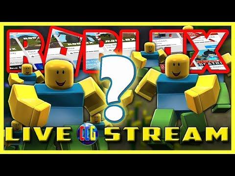 ROBLOX  LIVE STREAM!! | JAILBREAK AND RANDOM ROBLOX GAMES!!