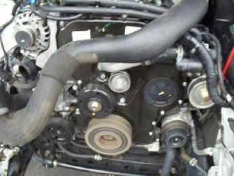 BT50 RANGER P5AT 32 DIESEL ENGINE RUNNING AT NARELLAN PARTS PLUS