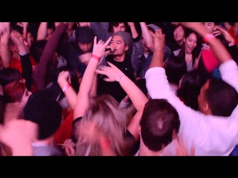 Dumbfoundead & Lyricks (Live Concert @ Penn State)