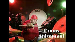 Sivamani World Best Drums Performance at Ravindra bharathi