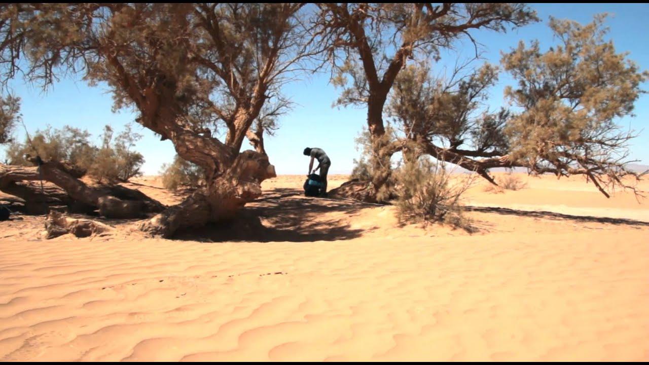 trekking dans le desert marocain mhamid foumzguid 130km randonn e voyage trekking maroc. Black Bedroom Furniture Sets. Home Design Ideas
