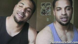 Universal Animal Pump Pre Workout Supplement Review @hodgetwins