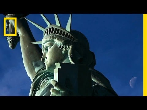 "What ""Lady Liberty"" and Ellis Island Mean Today 