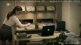 Aktenzeichen XY... ungelöst 06.06.2012 live aus München mit Rudi Cerne - Juni - ZDF