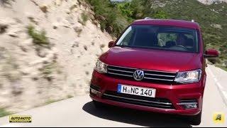 Volkswagen Caddy 2015 Test