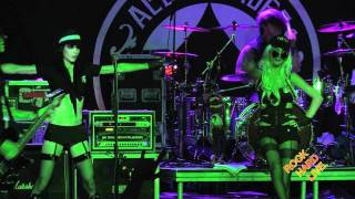 "Wayne Static - ""Assassins of Youth"" on ROCK HARD LIVE"