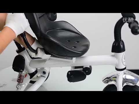 Cara Merakit Sepeda Rota 3