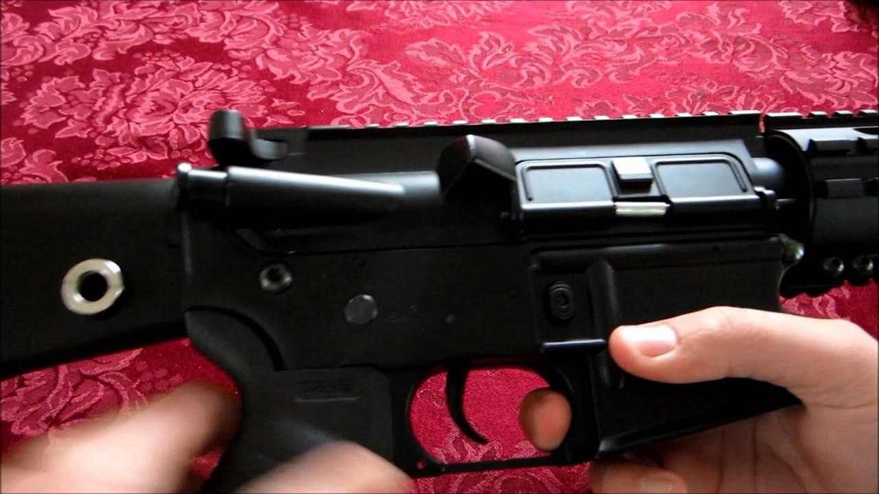 Full Metal Upper & Lower Reciever | JG M16A4 Uprgade Series Part 6