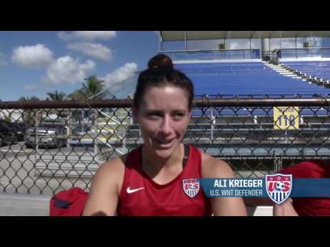 USWNT - Funny Moments