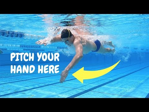 Change The Pitch Of Your Hand