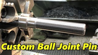 SNS 252: Custom Ball joint Pin, Handmade Gifts