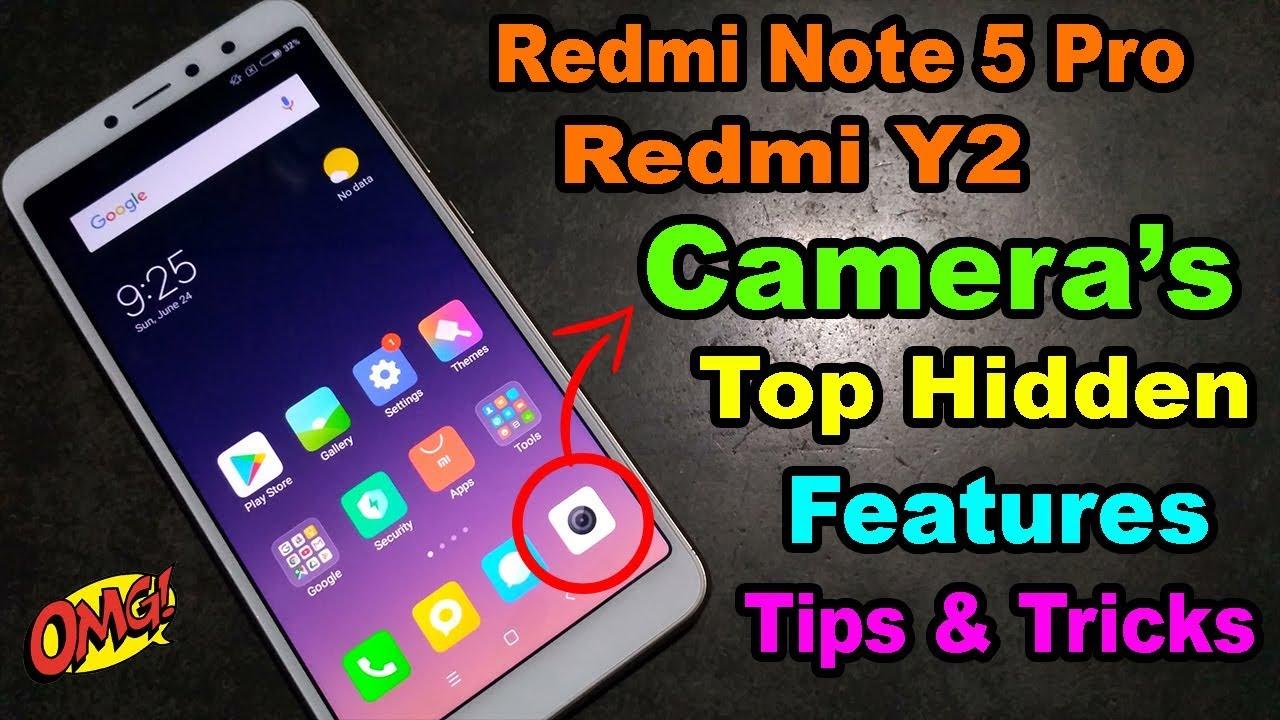 2ecc6b84b26a08 Camera] Top Hidden Features, Tips & Tricks For Redmi Y2 & Redmi Note ...