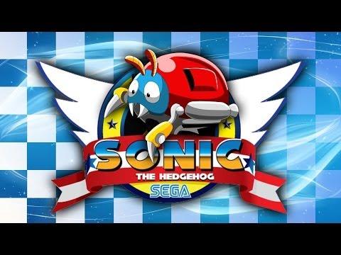 Motobug the Badnik in Sonic the Hedgehog - Walkthrough