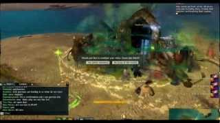 Guild Wars 2 - Trick-or-Treat Bag Farming