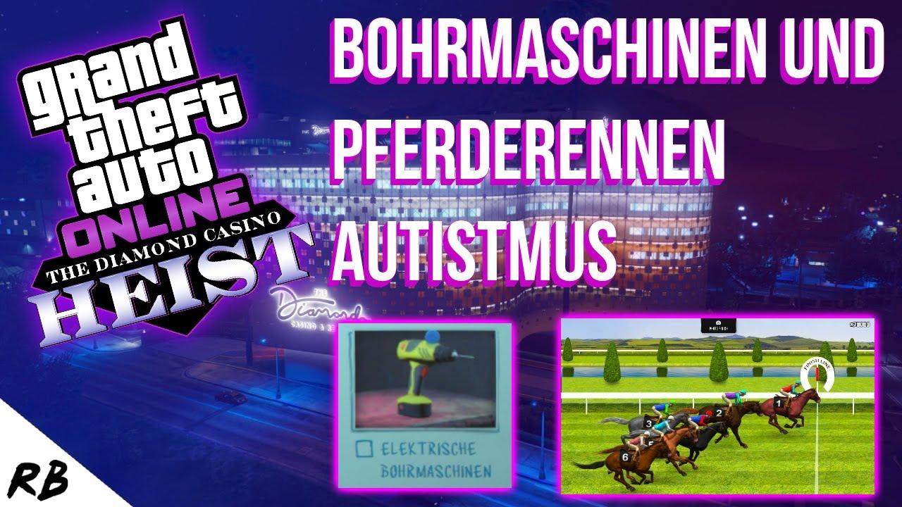 Gta Online Pferderennen