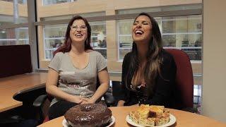 This is My Job - Cozinheira em Dublin