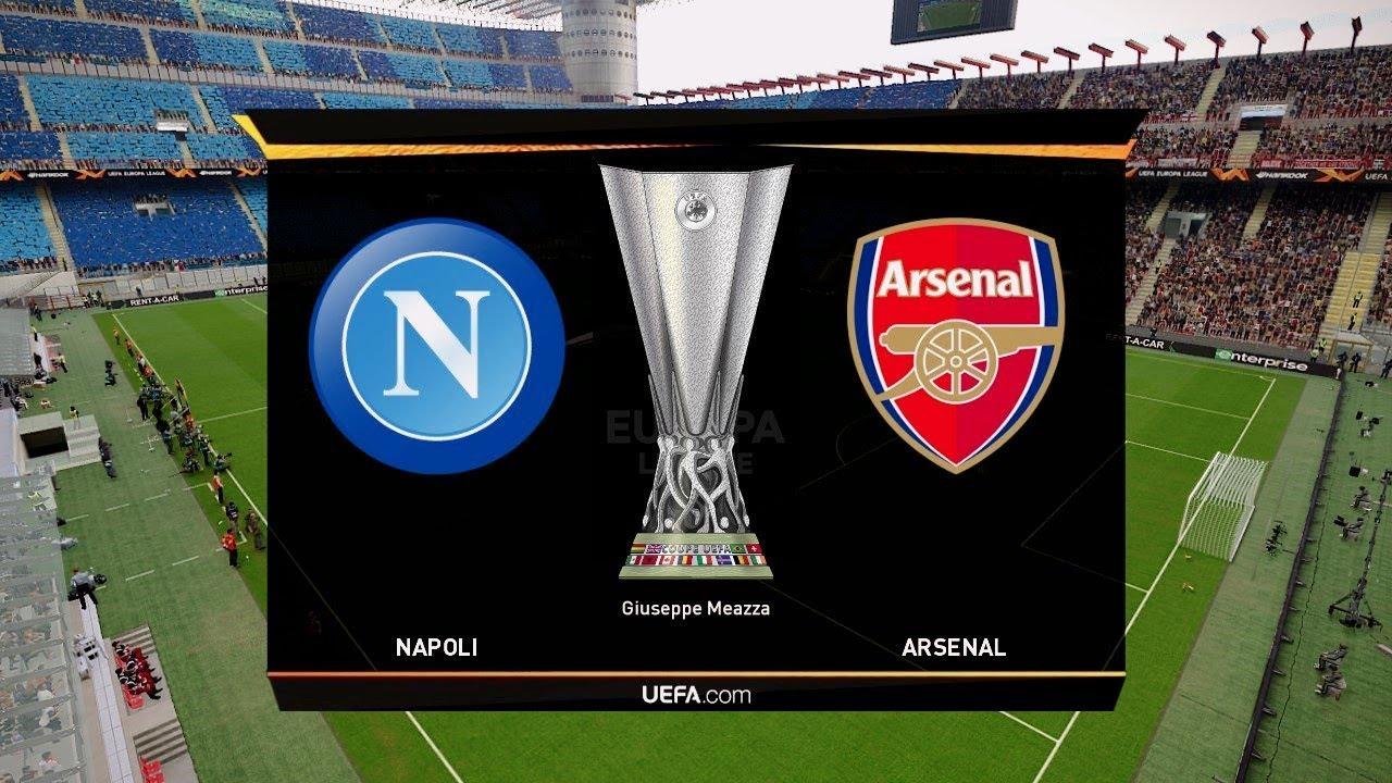مشاهدة مباراة آرسنال ونابولي بث مباشر بتاريخ 11-04-2019 الدوري الأوروبي