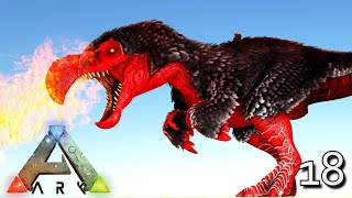 UNBELIEVEABLE MEGA POWER OF THE ALPHA DODOREX !!! ARK: SURVIVAL EVOLVED ARK PRIMAL FEAR TALAMH E18