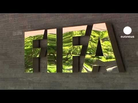 Blatter challenger pulls out of FIFA race