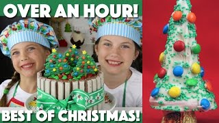 1 hr BEST OF CHRISTMAS Baking, Crackers Present Haul by Charli's Crafty Kitchen
