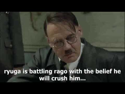 When Hitler Found Out Ryuga Dies