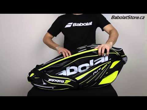 Babolat Pure Aero Racket Holder X12