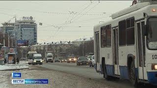 На Проспект Октября в Уфе вернут трамвайные линии