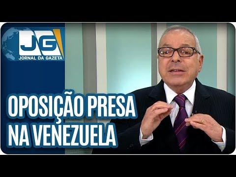 João Batista Natali / Oposicionistas presos na Venezuela