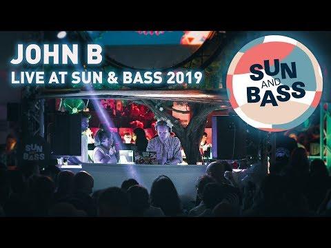John B Live @ Sun & Bass 2019