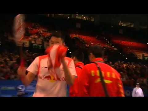 [Full] 2013 All England MS R16 Lee Chong Wei vs Wang Zheng Ming