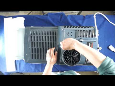 Rollibot RolliCool portable Air Conditioner Product Review