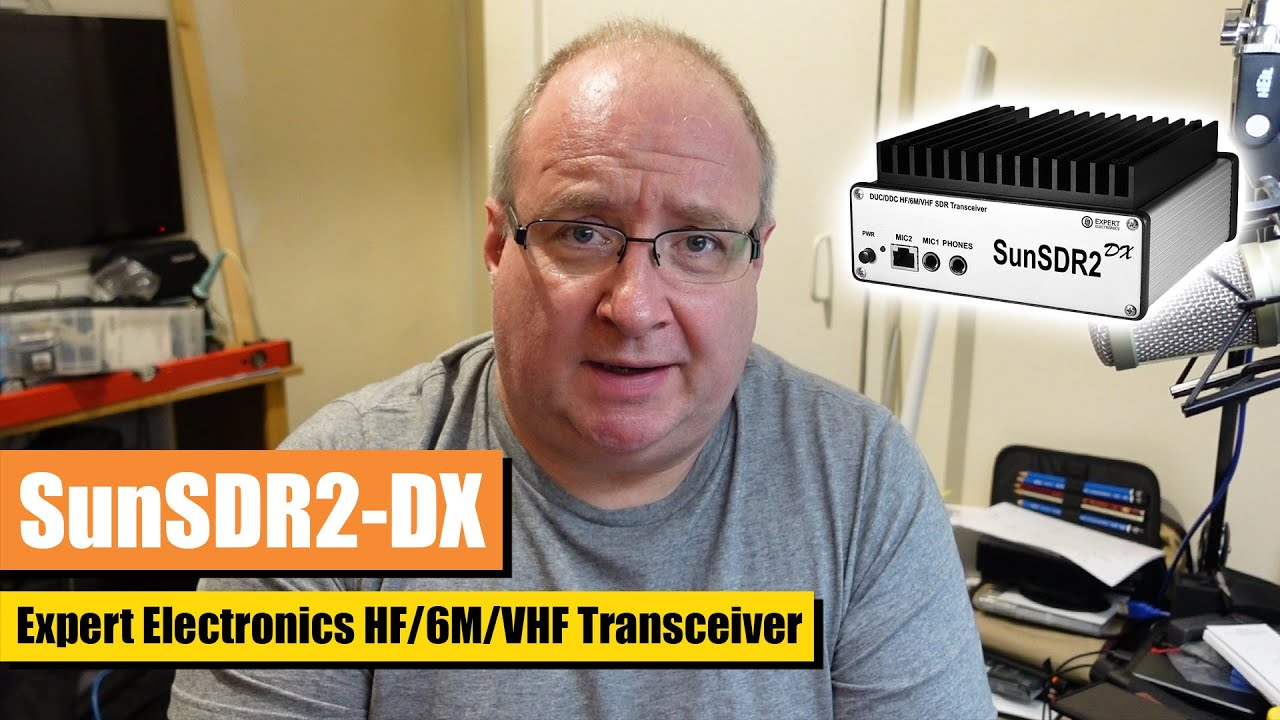SunSDR2-DX Overview from Expert Electronics