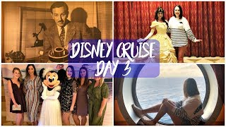 Disney Dream Cruise Bahamas February 2018 | Day 3 - Sea Day