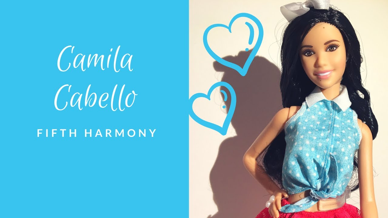 Camila Cabello from Fifth Harmony Barbie Doll Unboxing and Toy