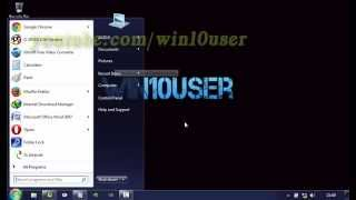 Windows 7 Ultimate Tips : How to show or hide pictures in start menu