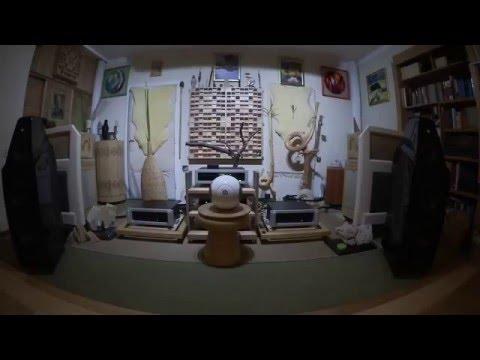 Devialet Silver Phantom - Loudnesscheck - Indoor - Outdoor..