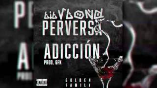PERVERSA ADICCIÓN - lil'VLOND (Prod. GoldenKid & M Beats) thumbnail