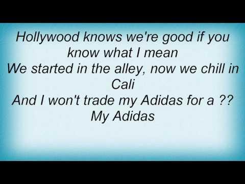 Run-d.m.c. - My Adidas Lyrics