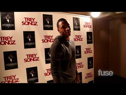 Trey Songz And Big Sean Prepare For Their Show At MSG | Hip Hop Shop