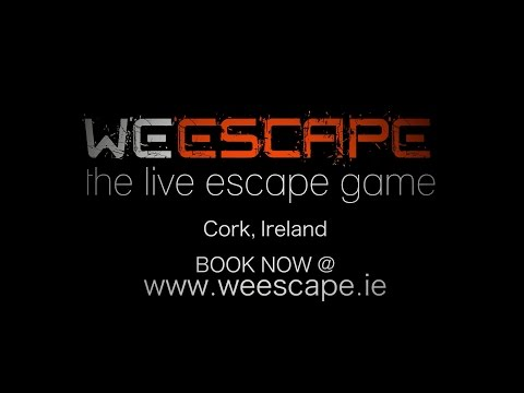Weescape - The Live Escape Game in Dublin and Cork