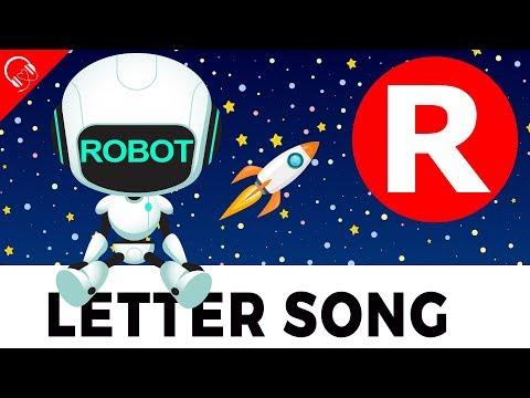 Woorden die beginnen met R   Kinderen Letter R Lied