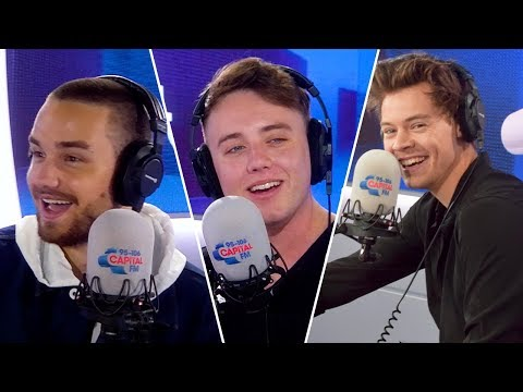 Liam Payne Kind Of Reunited With Harry Styles! mp3
