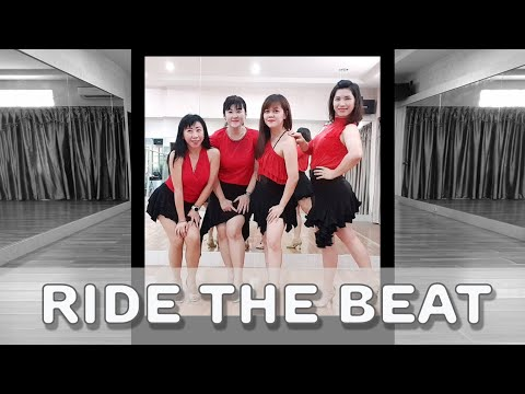 Ride The Beat - Line Dance