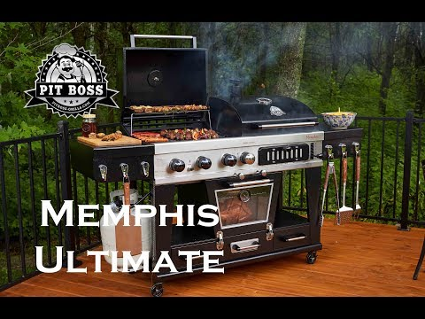 Must Watch Review Of The Pit Boss 820 Deluxe Pellet Smoker