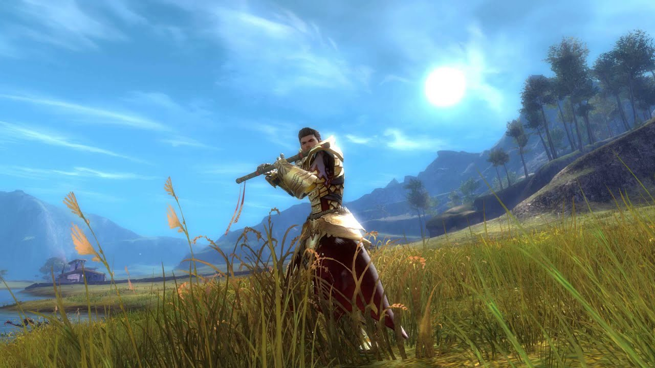 The Golden Guardian of Gunnar's Hold | Guild Wars 2